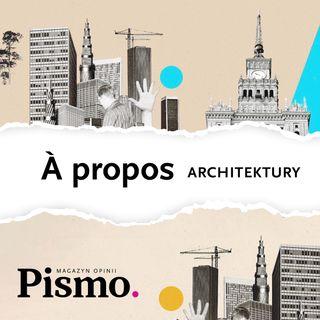 À propos architektury