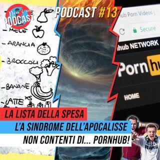 Podcast #13 - LISTA DELLA SPESA