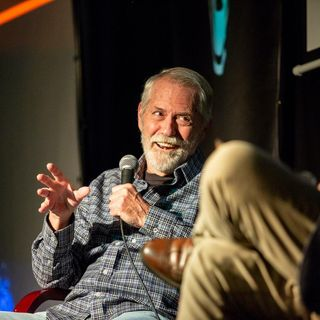 Award-winning author Chris Crutcher speaks with Shawn Vestal