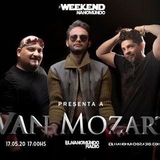 #WeekendNanomundo con VanMozart Episodio 2 - 2020