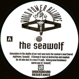 Underground Resistance - Seawolf