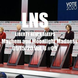 Mayhem and Moonlight Madness 01/15/20 Vol. 8 #09