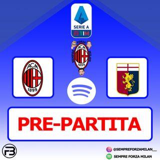 PRE PARTITA | MILAN-GENOA