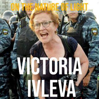Come Victoria Ivleva ci parla della guerra