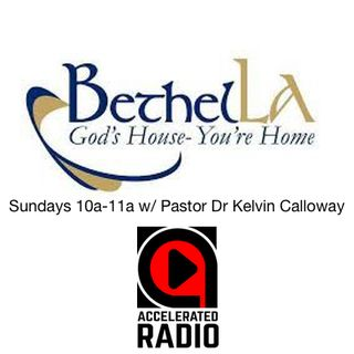 Bethel A.M.E. Los Angeles w/ Pastor Dr. Kelvin Calloway 3/22/2020