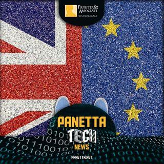 16. Panetta Talk: il Regno Unito pensa di cambiare la sua normativa sulla privacy.