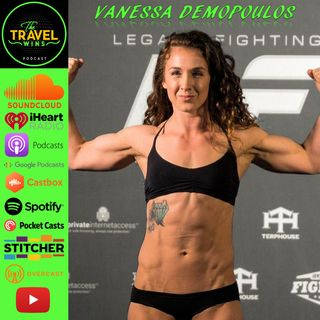Vanessa Demopoulos | MMA fighter and exotic dancer makes for a dangerous combination