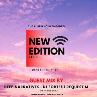 The Austin Hour EP3 - Deep Narratives | Dj Fortee | Request M