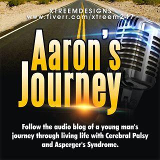 Jay Goede interview part 1,Aaron's journey episode 16