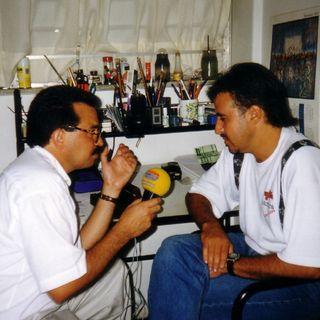 Voces - Entrevista con Ángel Boligán - Julio de 2006
