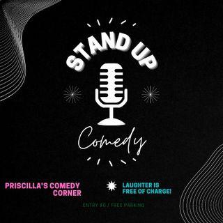Priscilla's Comedy Corner