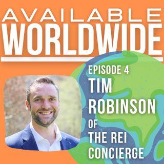 Tim Robinson of The REI Concierge