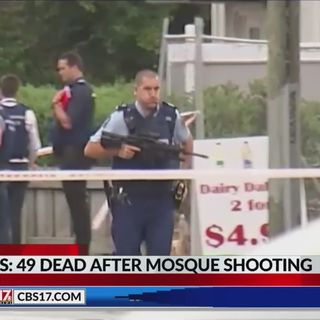 50 Dead After Mass Shooting in New Zealand EP#3