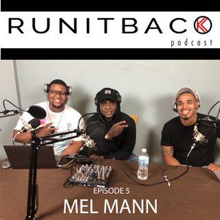 Mel Mann - E5