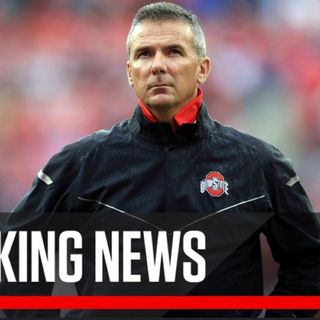 Urban Meyer SUSPENDED 3 games at Ohio State