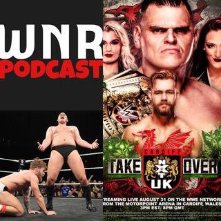 WNR244 WWE NXTUK TAKEOVER CARDIFF