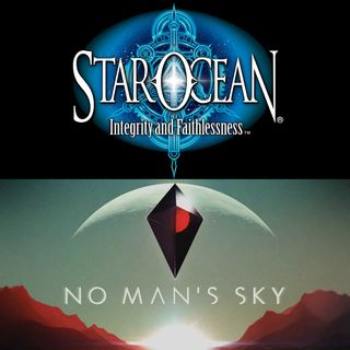 4x14 Star Ocean Integrity and Faithlessness y No Man's Sky