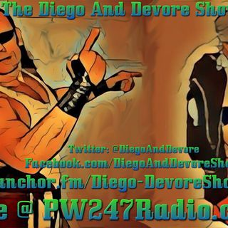 Diego And Devore: Phil Brown
