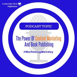 Marketing Monday - Become a Content Creator (Bonus Tips) | Lakeisha McKnight