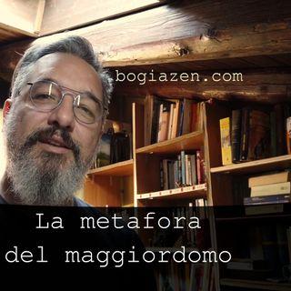 La metafora del maggiordomo #liberarsi #unavitadaincubo #sudditi #matrix s2e4.3