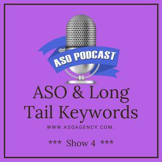 App Store Optimization and Long Tail Keywords
