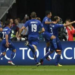 EuroNews - i GOAL di Italia-Spagna