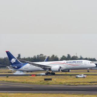 Aeroméxico reducirá vuelos y aviones