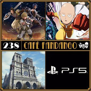 Ep238 (19/04/19): Café Fandango mató al chavo del 8