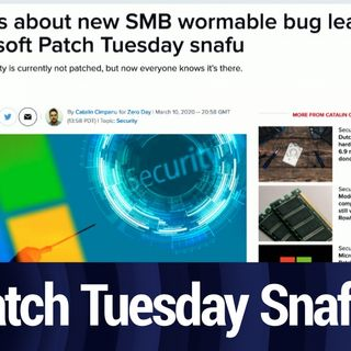 Patch Tuesday Snafu | TWiT Bits