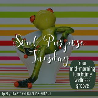 Soul Purpose Tuesday Wellness Groove: 1st Qtr Lymph Blitz