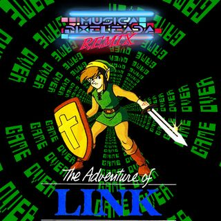 Zelda II: The Adventure of Link (NES - FDS)