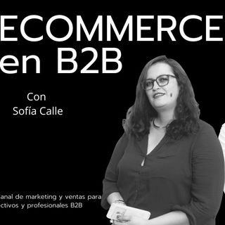 Tendencias  , TIPS y hacks en Ecommerce / B2B . Con Sofia Calle