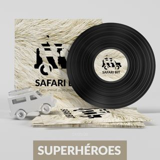 Safari Bit - Los Superhéroes