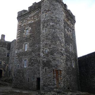 Écosse J 4. Blackness - Hopetoun house- Stirling castle