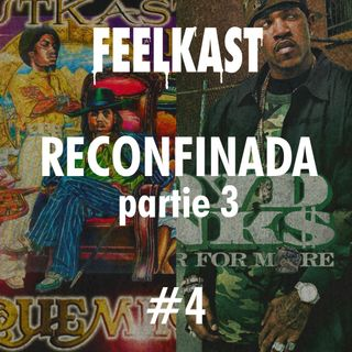 4: RECONFINADA #3 Hunger For More de Lloyd Banks / Aquemini d'OutKast