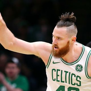 Celtics' Aron Baynes Weighs In On Internal Friction