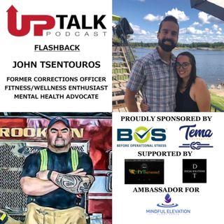 UpTalk Flashback: John Tsentouros