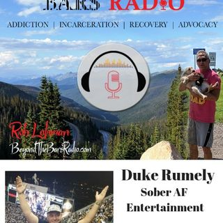 "Sober AF Entertainment :  Duke Rumely ""My Mind Changed It's Own Mind"""