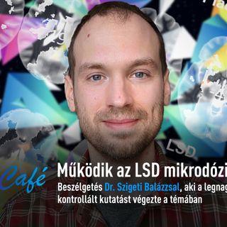 Működik az LSD mikrodózis?   Drogriporter Café   s01e06