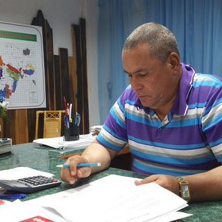 Entrevista a Yusbany Cárdenas Director de Cubasoy