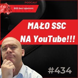 #434 Mało wiedzy o Shared Services na YouTube