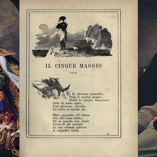"""""""Ei fu siccome immobile"""": compie 200 anni l'ode di Manzoni dedicata alla morte di Napoleone"""