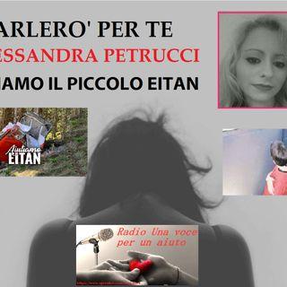 PARLERO' PER TE: RACCOLTA FONDI PER EITAN  presenta  Alessandra Petrucci