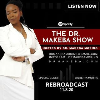 REBROADCAST - THE DR MAKEBA SHOW (BACK TO THE BASICS SERIES) :: SPECIAL GUEST:  WILBERTA MORING