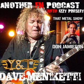 Dave Meniketti (Y&T) Don Jamieson (TMS)