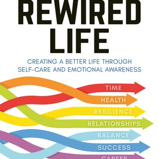"Erica Spiegelman, Author of ""The Rewired Life: Creating a Better Life through Self-Care and Emotional Awareness"""