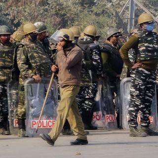 """08 """"Tè al latte"""" sono definite le proteste del Sudest, ma si consuma anche nel dharna di Delhi"""