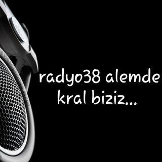 RADYO38 canlı yayın 01.01.2020