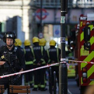 Terrorists Attack London Tube