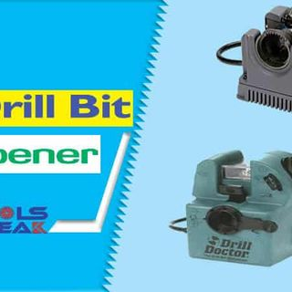 Best Drill Bit Sharpener  Here How This Is a Thousand Bucks Worth